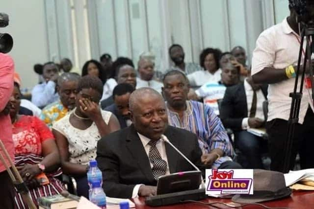 Martin Amidu unanimously approved as Special Prosecutor