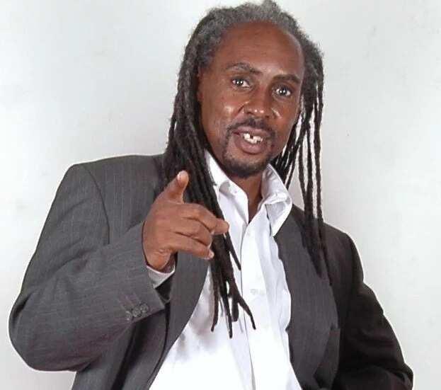 Nana Agyemang in jacket