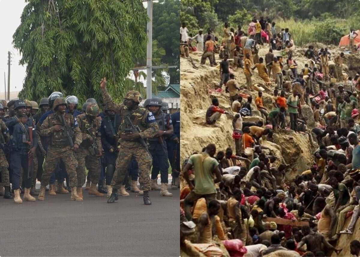 Operation Vanguard taskforce will fire their guns if… – Deputy Defence Minister