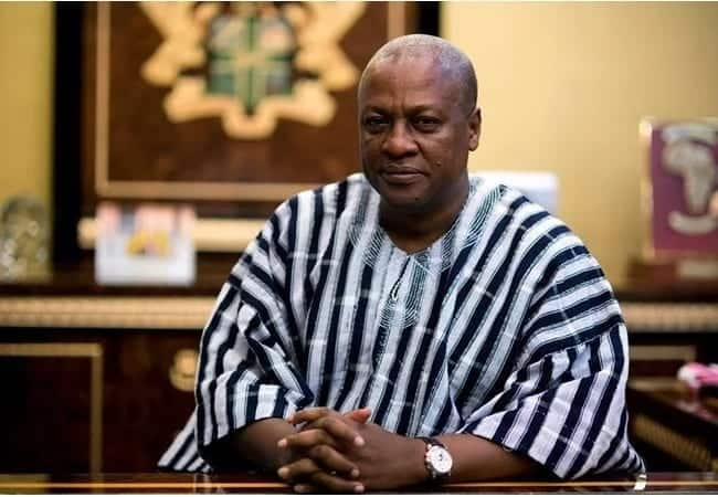 One year in opposition: Mahama pens down letter of unity to all supporters