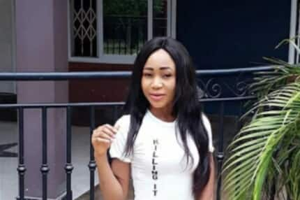 Rosemond Brown comments on Shatta Wale's 'mental state' in new video as she reacts to his viral 'adult' video