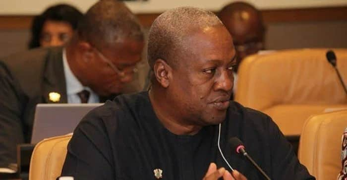 Mahama throws weight behind demo against US military base deal