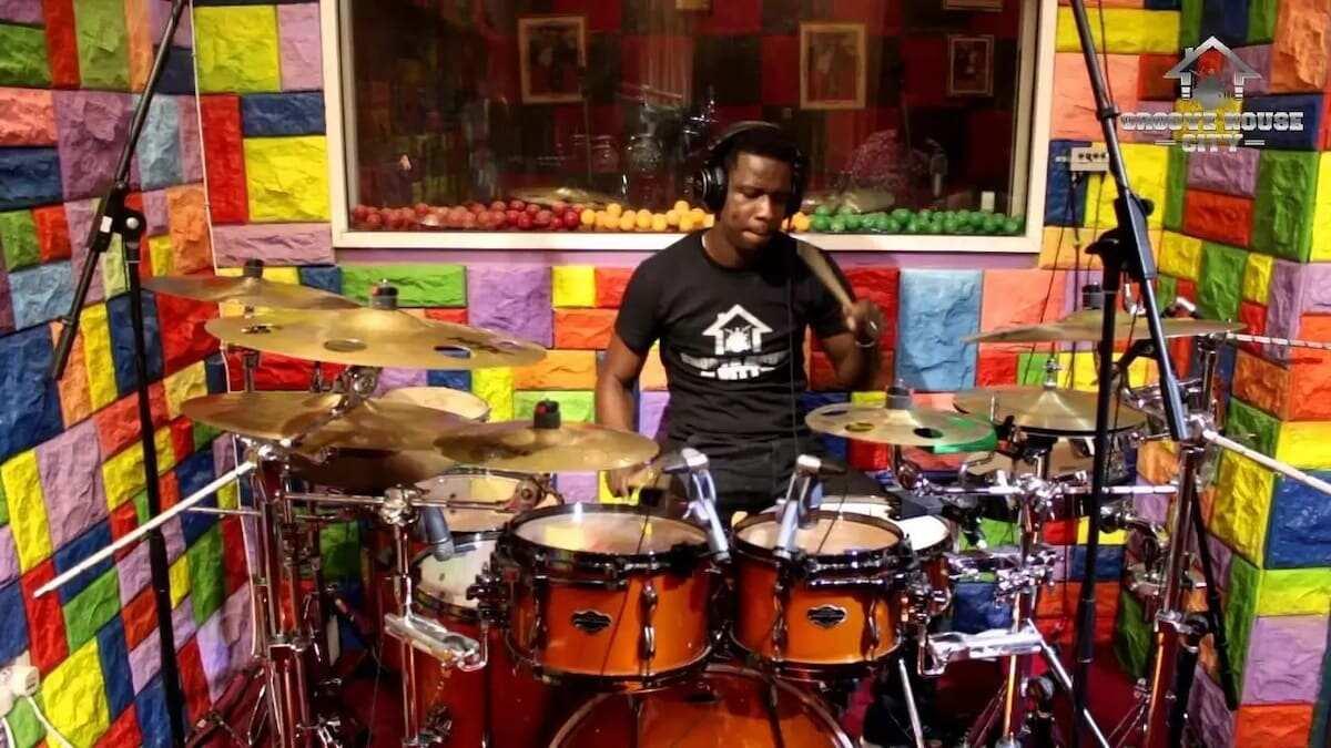 Best drummer in Ghana