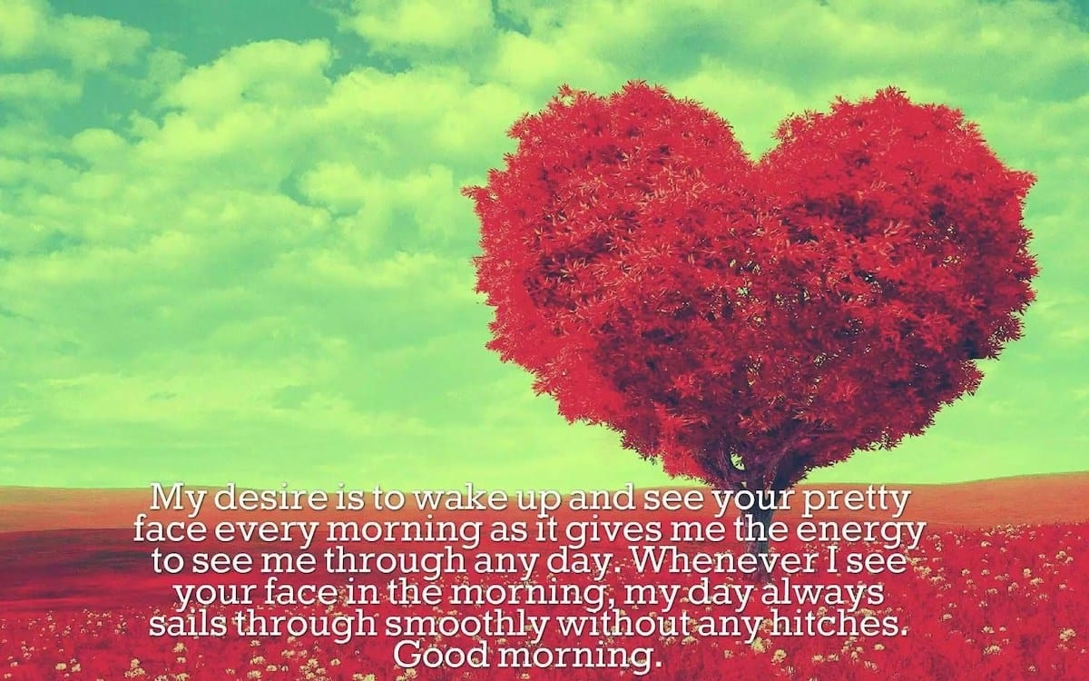 good morning messages, good morning message for her, romantic good morning messages