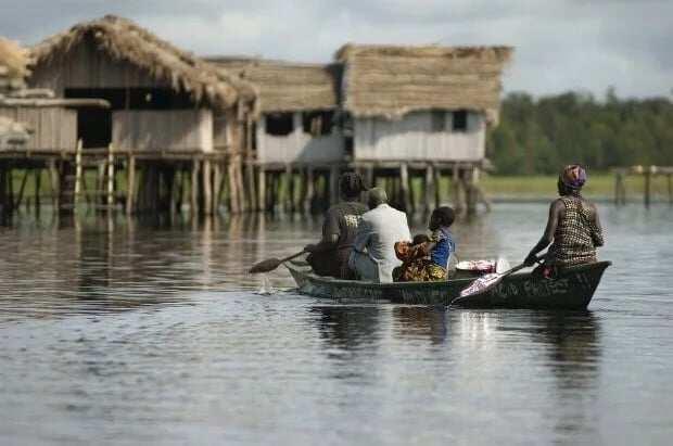 30 Marvelous Images of Nzulezu Ghana you Should Definitely See
