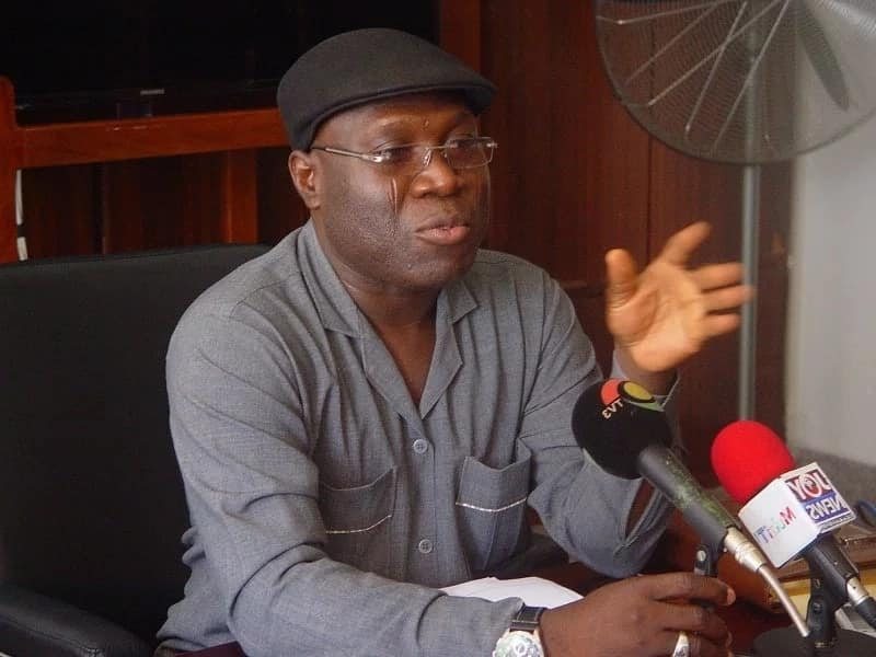"""Former Lands Minister responds to Amewu's """"Kele Wele"""" comment"""
