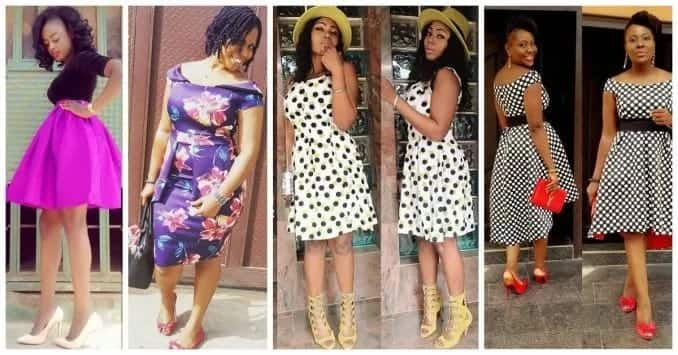 15 latest dress styles for church to look modest and elegant