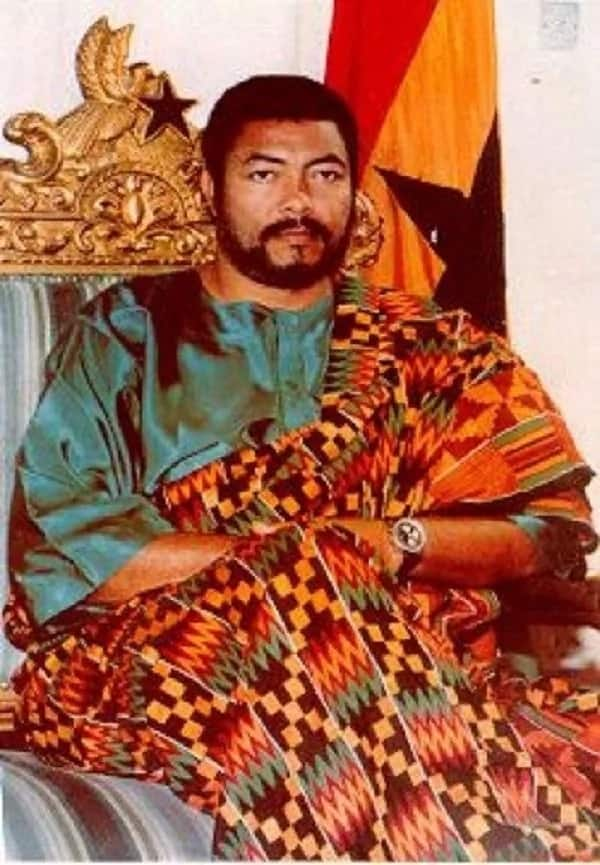 7 times JJ Rawlings proved he will make a handsome king ▷ YEN.COM.GH