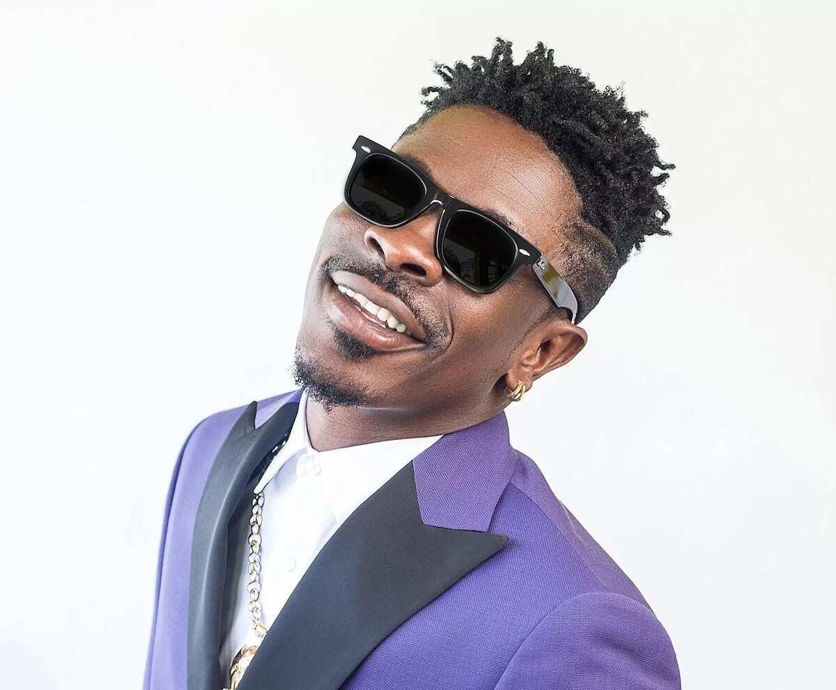 Shatta Wale dancehall artiste Ghana