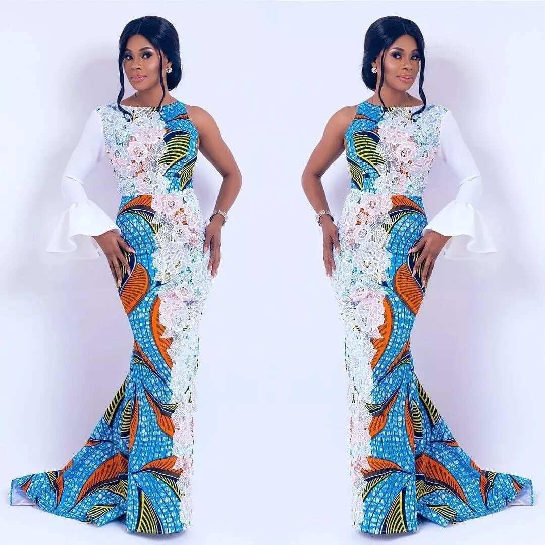 fe26c388b4a Latest Nigerian Ankara fashion 2019 ▷ YEN.COM.GH