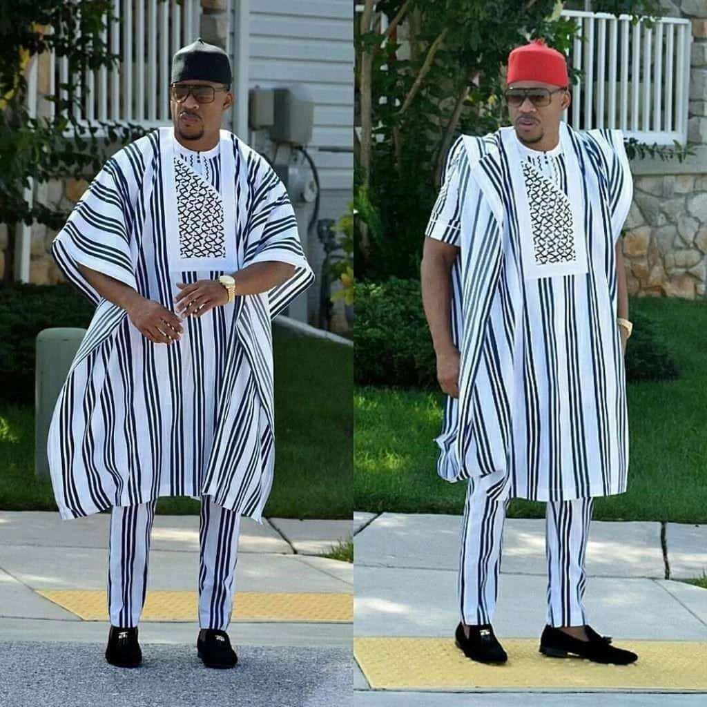 Nigerian Wedding Dress Designs: Latest Nigerian Clothing For Men In 2019 YEN.COM.GH