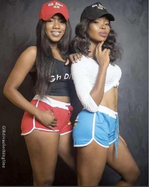 "Kofi Adjorlolo's ex-girlfriend Victoria Lebene shows her heavy ""assets"" in new seductive photos"