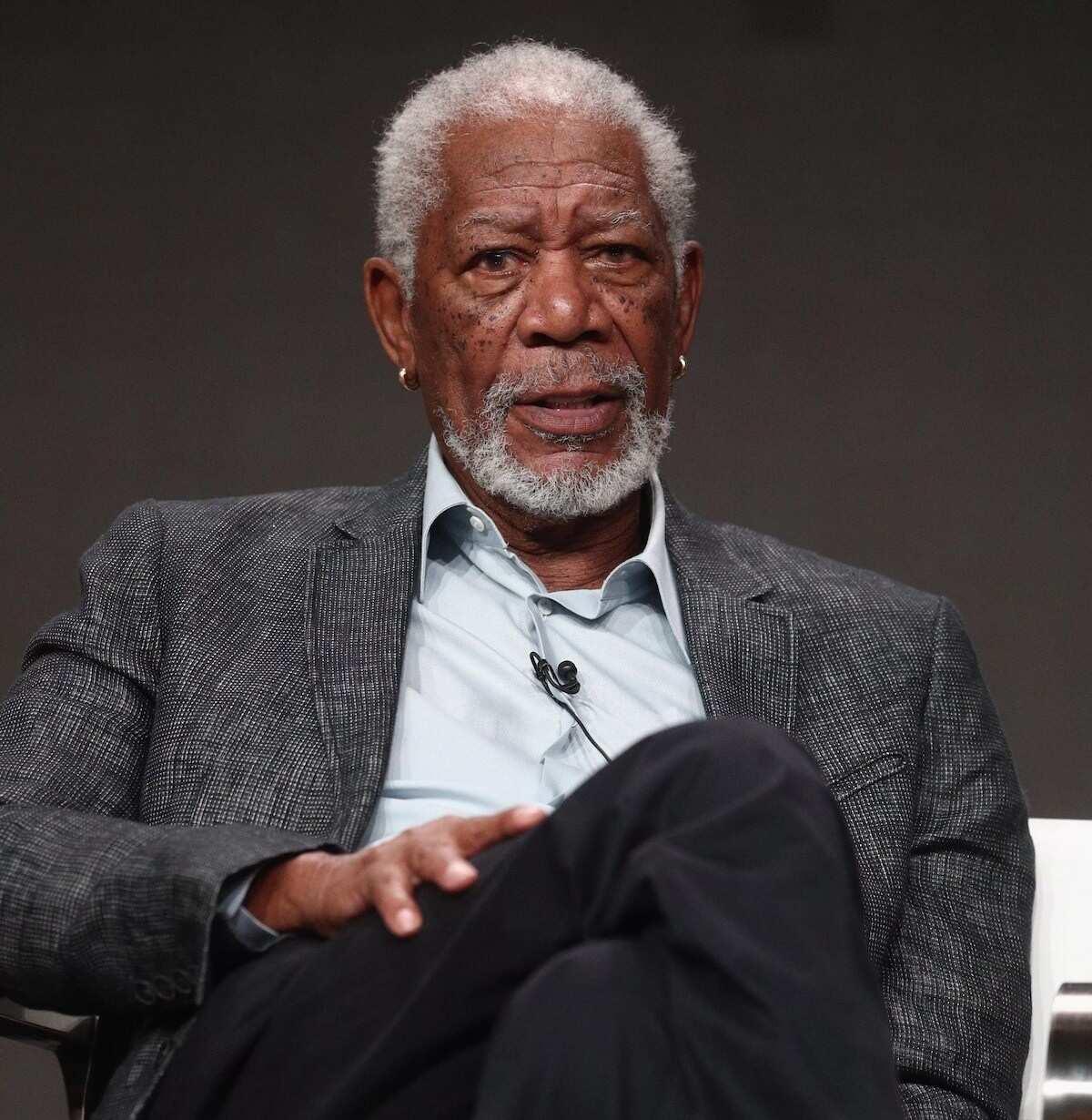 Veteran actor Morgan Freeman accused of harassment by 8 women