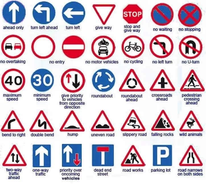 All Road Signs And Their Meaning >> Road Signs and Their Meaning in Ghana YEN.COM.GH