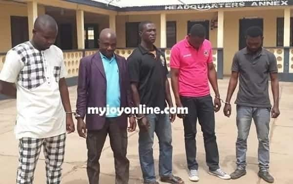 Court remands NPP members after minister's suspension