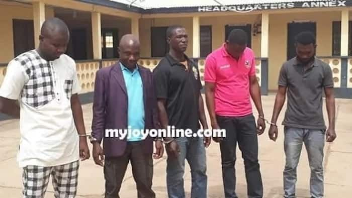 5 NPP members in trouble for attacking NADMO Regional boss