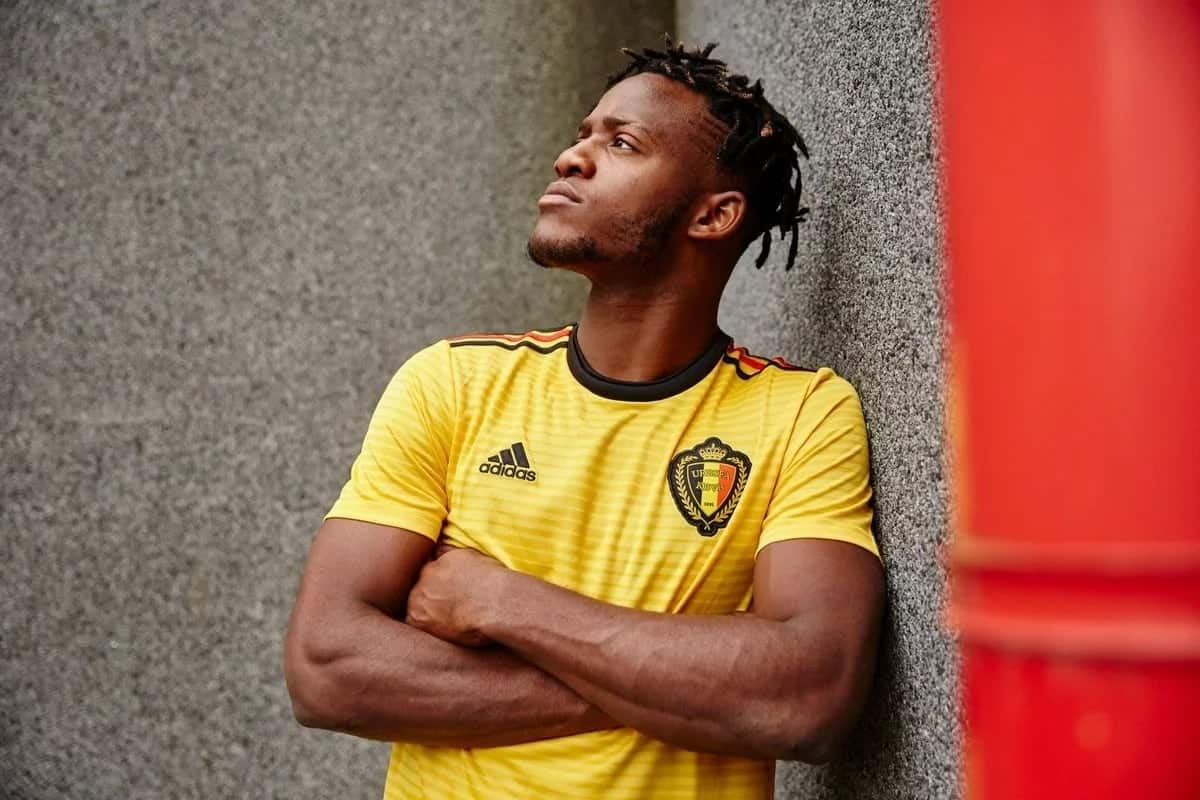 belgian world cup qualifying squad