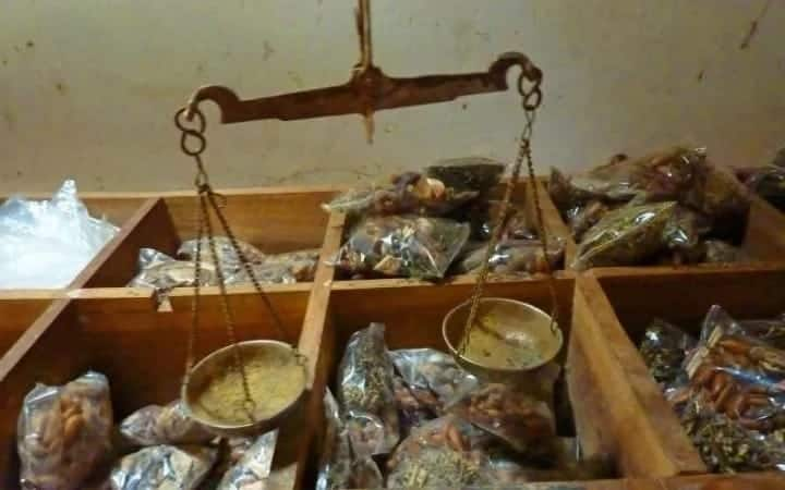 Traditional herbal medicine in ghana