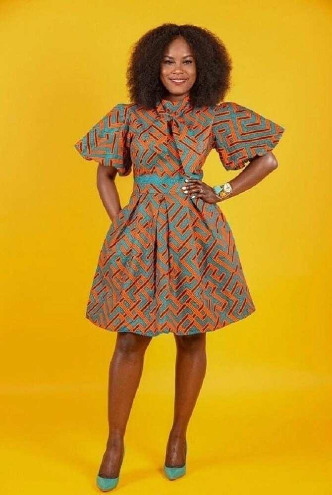 Modern African dresses