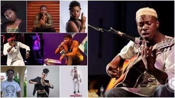 Ghanaian dancehall artistes don't make 'sense' – Fatau Keita goes wild