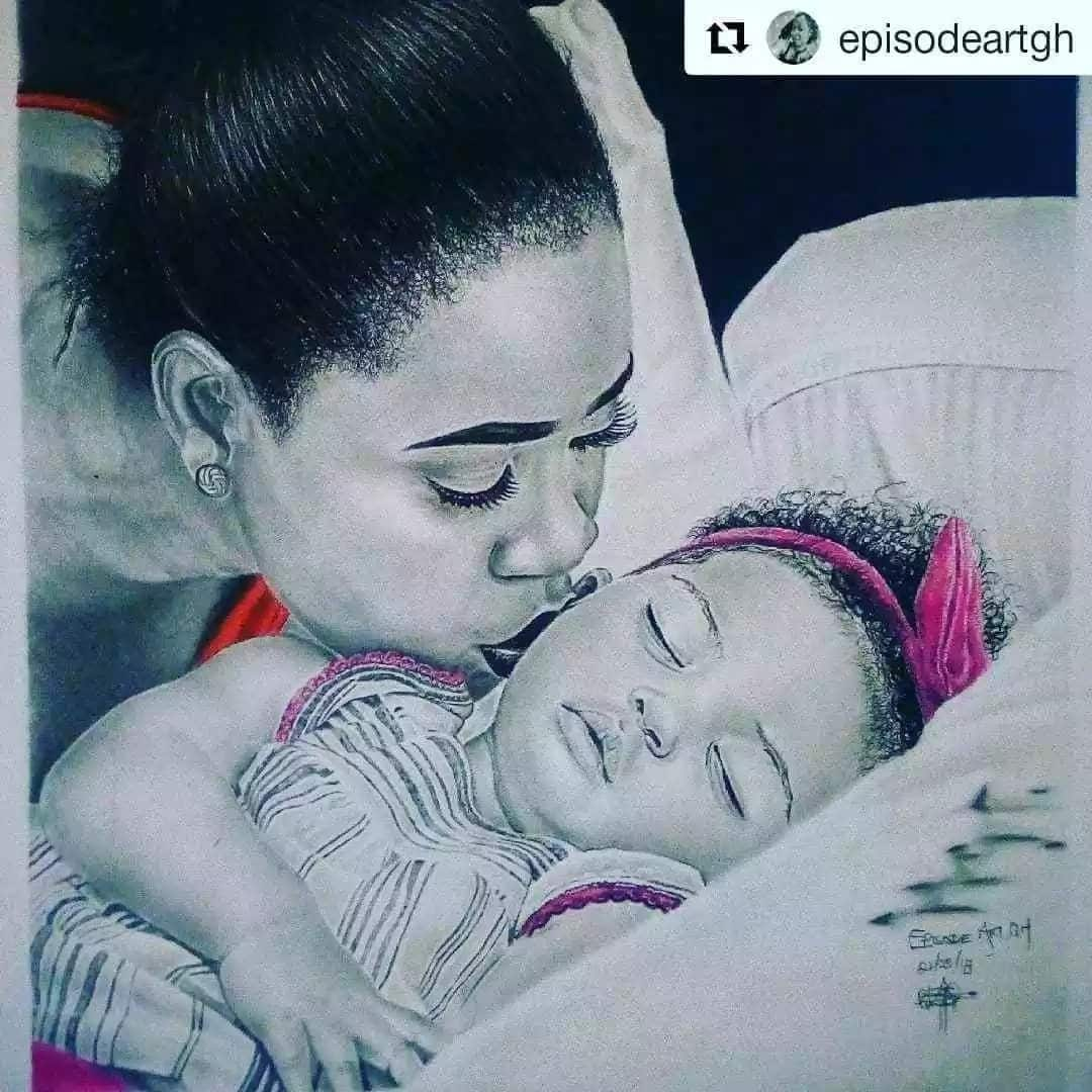 Gyan's wife shares lovely of her children on Mother's Day