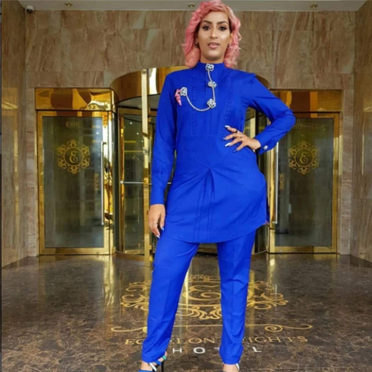 Juliet Ibrahim warms hearts on social media as she dazzles in new pictures