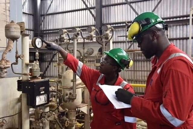 Meet Ghana's first female offshore production technician trainee