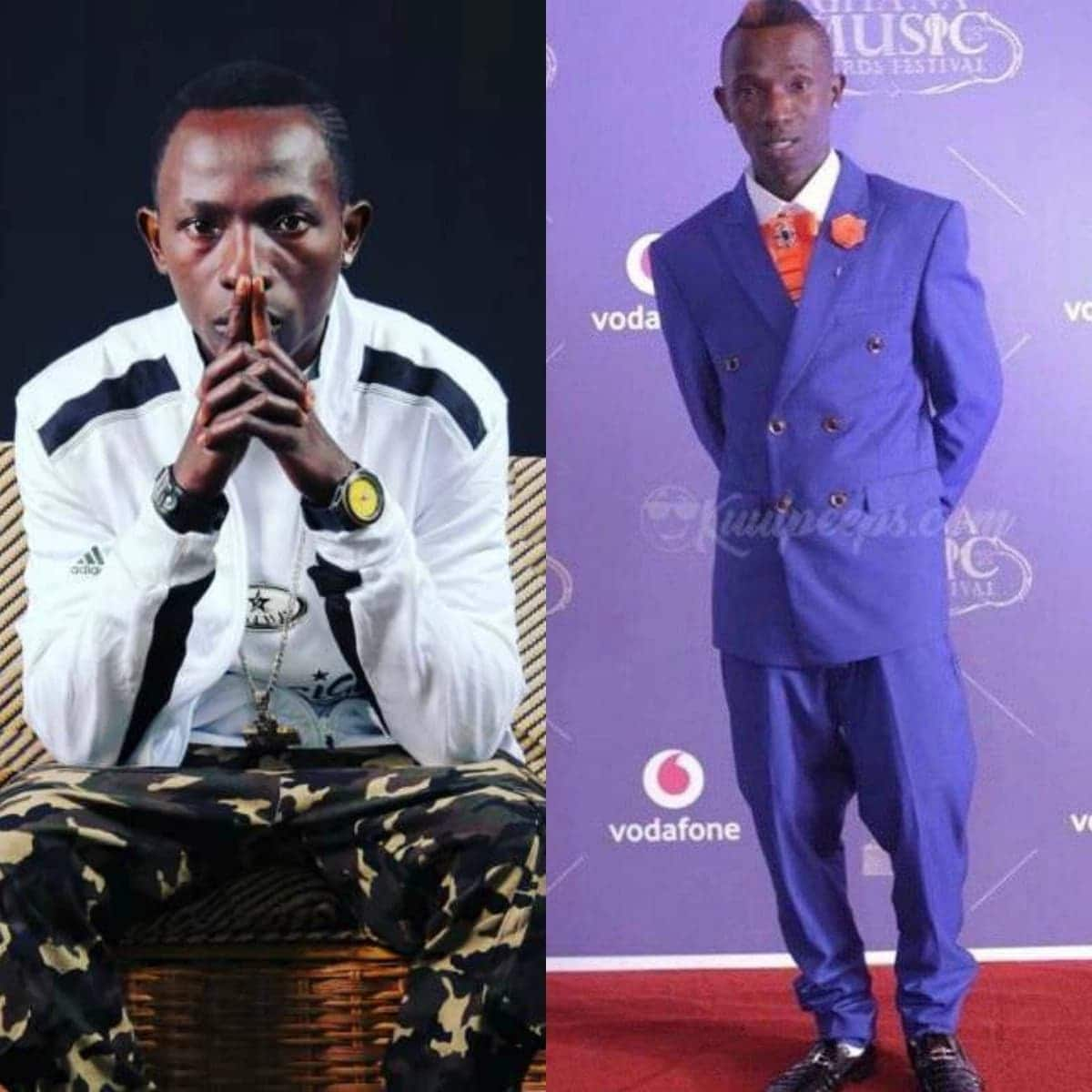 5 Ghanaian musicians who need fashion and style lessons