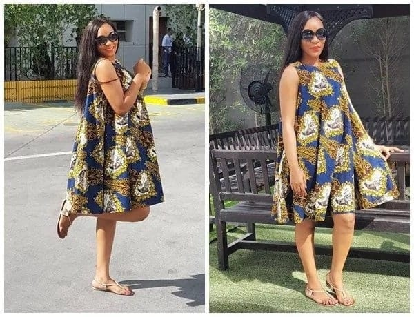 26559dee6d138 Latest African Maternity Dresses for a Fashionable Look 2019 ▷ YEN ...