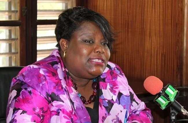 Nana Oye Lithur. Photo credit: UTV Ghana