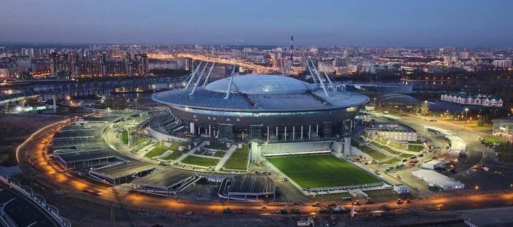 World Cup 2018 Stadiums Yen Com Gh