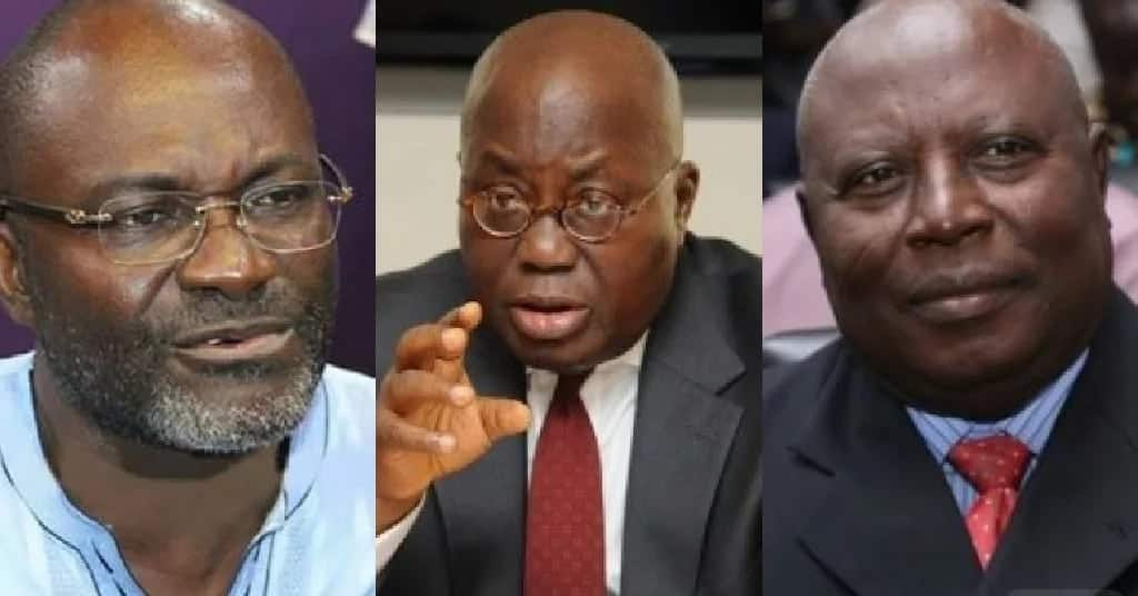 Kennedy Agyapong says Martin Amidu will cause trouble Nana Akufo-Addo