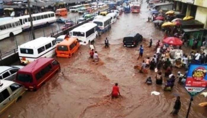 Effects of climate change in Ghana