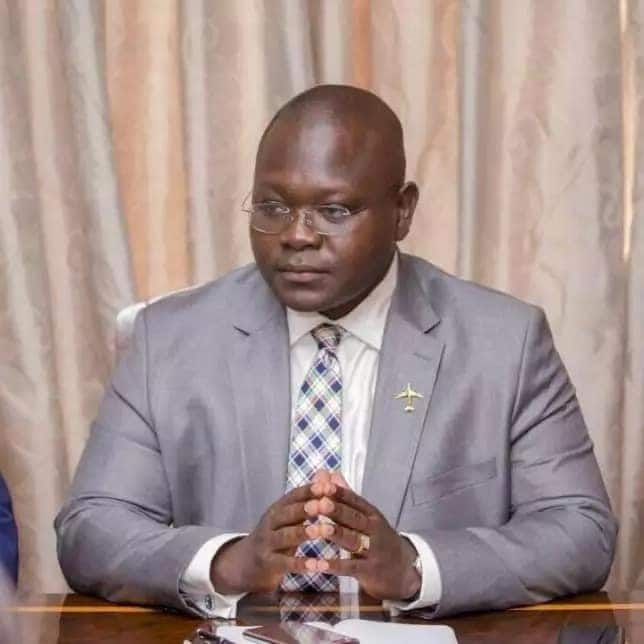 Francis Asenso Boakye - Minister of Works and Housing