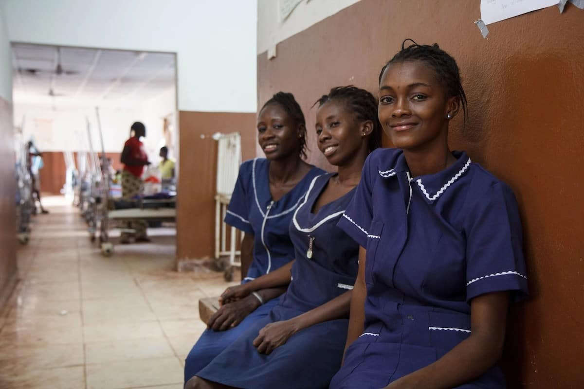 nursing training colleges in ghana, list of nursing training colleges in ghana, government nursing training colleges in ghana