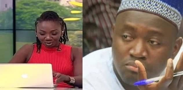 NDC Tamale North MP asks TV3 host to show him her pants