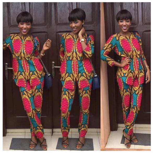 7 African print inspired outfits perfect for Church!