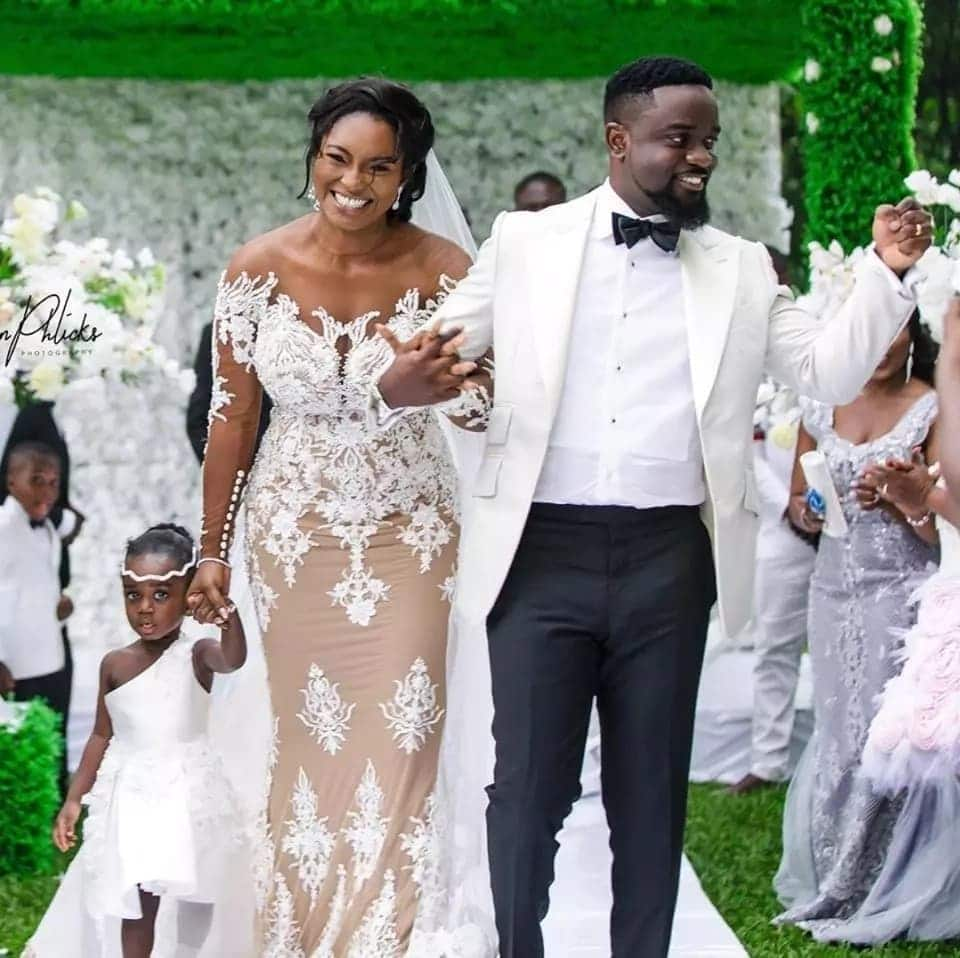 Ghanaian celebrities who have tied the knots in 2018