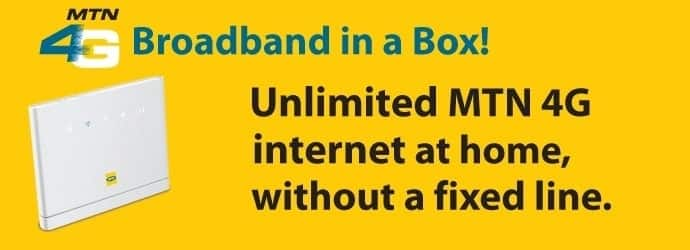 MTN 4g code for internet settings ▷ YEN COM GH