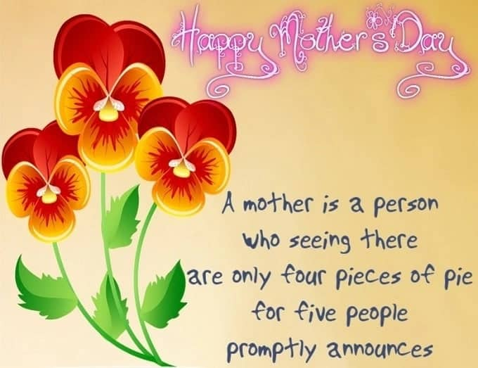 Happy mothers day wishes for Facebook