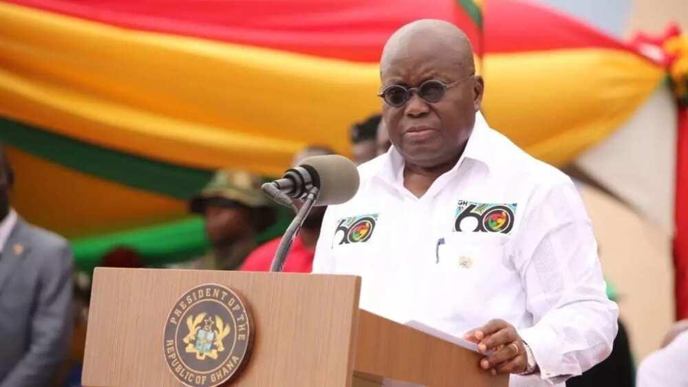 Ghost names on payroll cost Ghana Gh¢433m - Akufo-Addo