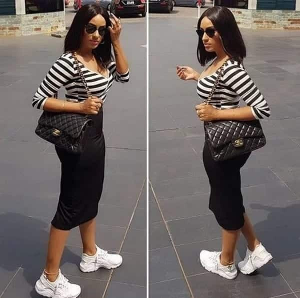6 photos that prove Juliet Ibrahim will 'hijack' social media in 2018