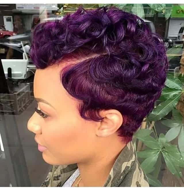 How to style finger waves hairstyles ▷ YEN.COM.GH