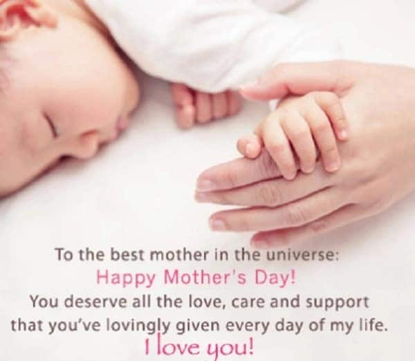 mother's day wishes for facebook