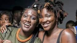 Ebony's sister stirs tears from fans as she drops photo to mark singer's 3rd anniversary