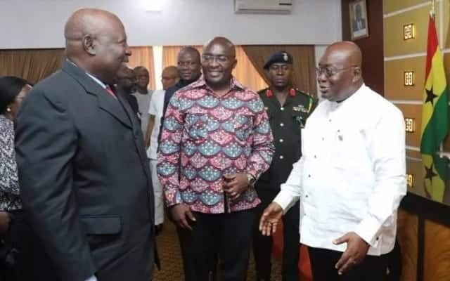 Apology to Mills 'forced out of me' – Amidu