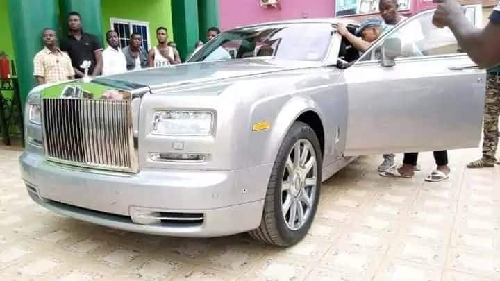 I can buy 4 more - Obinim reacts to criticisms of his Rolls Royce