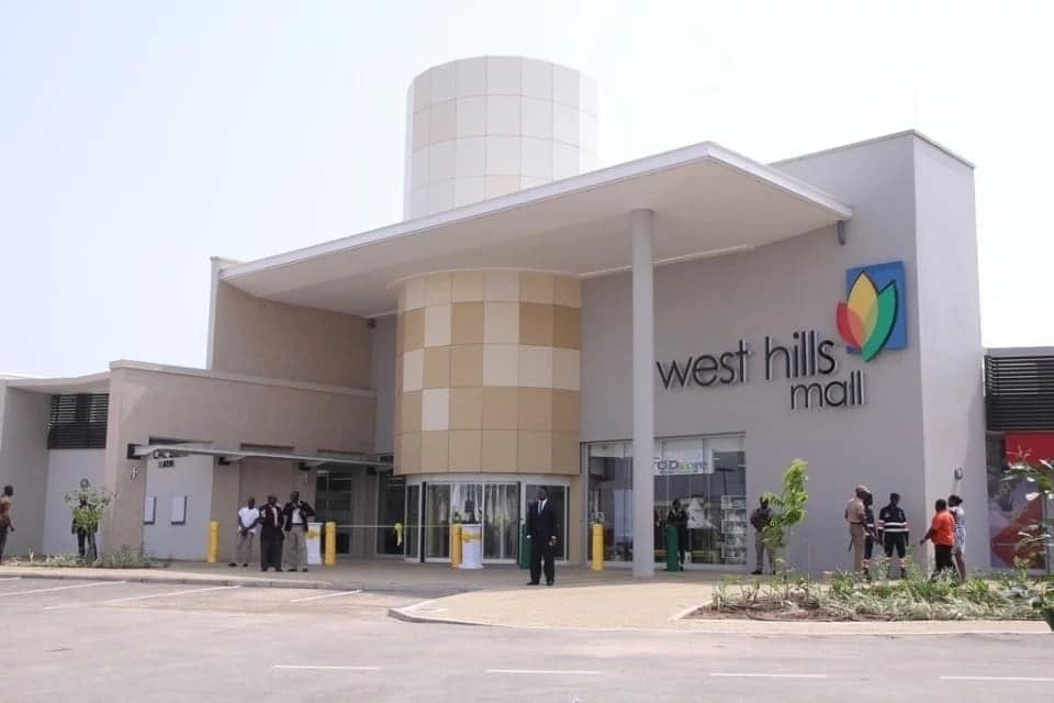 The Biggest Mall in West Africa