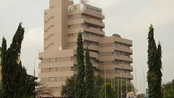 GCB Tower Shuts Down Over Fire Scare