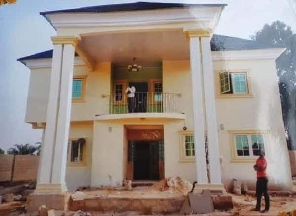 Linda ikeji house worth and pictures